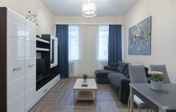 Двухкомнатные апартаменты